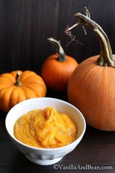 How to Make Pumpkin