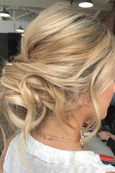 Romantic Updo-Hairstyles for Thin Hair picture1