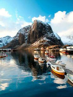 Lo floten,  Noruega