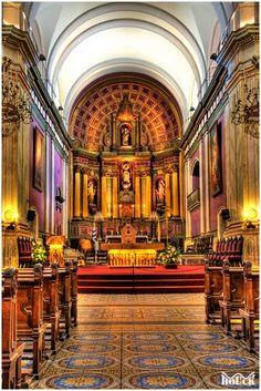 Iglesia Matriz Catedral Metropolitana, Montevideo, Uruguay