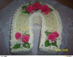 Cake Decorating, Food, Decorations, Beautiful Cakes, Pound Cake, Buttercream Frosting, Pies, Backen, Meal