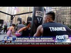 TITLE Boxing CLub: Fox News: The Bridal Burn Workout