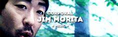 Corporal Jim Morita, medic