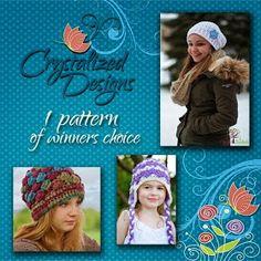 CrazySocks Crochet: Fabulous Pattern Giveaway!