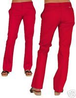 Girls Red Dickies Pants | Details about Dickies, Girls Low Rider Pants, Red, Size 13