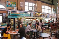 The Must-Eats of Toronto's St. Toronto Vacation, Toronto Travel, St Lawrence Market Toronto, Niagara Falls Toronto, Toronto Canada, Visit Toronto, Moving To Toronto, Ontario Travel, Canadian Travel