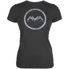 Angels & Airwaves - Distressed Juniors T-Shirt