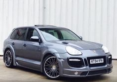 Porsche-Cayenne-S-3-2-V6-SUV-AWD-Tiptronic-2004
