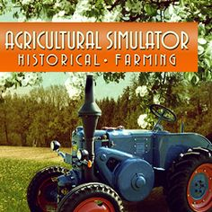 Enjoy being a farmer between 1950 and 1970 in the Agricultural Simulator - Historical Farming.