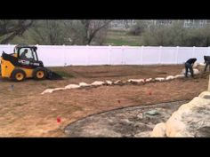 Landscaping Services West Jordan Utah. Removed the old yard and added amended topsoil with new sod. Call 801-664-2488