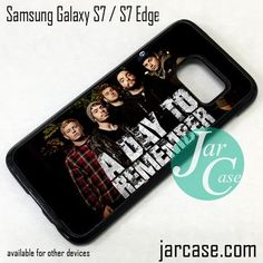 A Day To Remember All Personil Phone Case for Samsung Galaxy S7 & S7 Edge