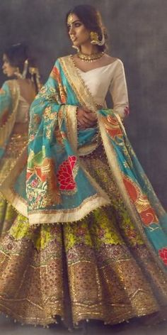 Wedding Dresses Lace Vintage 30 Exciting Indian Wedding Dresses That You'll Love indian wedding dresses wit long sleeves colored rani in silk Best Indian Wedding Dresses, Rustic Wedding Dresses, Wedding Dresses Plus Size, Modest Wedding Dresses, Colored Wedding Dresses, Sweetheart Wedding Dress, Boho Wedding Dress, Indian Dresses, Boho Dress