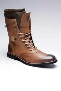 Urban snow gear with retro-rugged style  - Boots / J Shoes