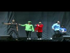 Naturally 7 - Solos [Live at Madison Square Garden] - YouTube