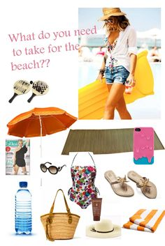 MY B DAY AND Beauty What To Take The Beach