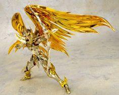 POINTNET.COM.HK - 官方 Preview !!! 聖闘士星矢 黄金魂 -soul of gold- 黃金聖鬥士 人馬座 艾奧羅斯 神聖衣