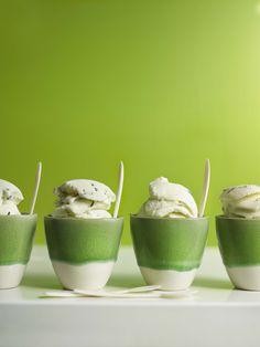 matcha cream