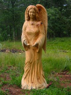 Parsons Woodsculpture: Minnesota chainsaw art,custom wood sculpture