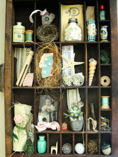 MATIN LUMINEUX: Cabinets de curiosités