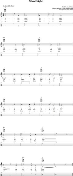 O Holy Night for voice and uke : :-) Ukulele Play! (-: : Pinterest : Holy night