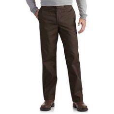 Dickies Big Men's Original 874 Work Pant, Size: 48 x 32, Brown