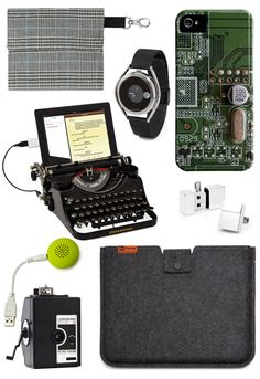 Uncommon Gifts for the Gadgeteer | Tech Toys | UncommonGoods