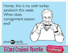 Consignmentmommies.com E-Card Contest Favorites #consignment