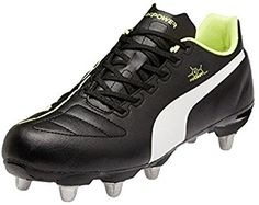 PUMA evoPOWER 4 SG Bota de Rugby Caballero Rugby, Partner, Cleats, Uk 11, Sneakers, Sports, Link, Fashion, Boots