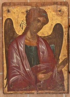 Byzantine Art, Byzantine Icons, Tall Christmas Trees, Religious Paintings, Best Icons, Archangel Michael, Orthodox Icons, Museums, Jesus Christ