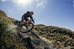 @mikejhopkins in Queenstown NZ. #BikeMagPOD by @parisgore. #mtb