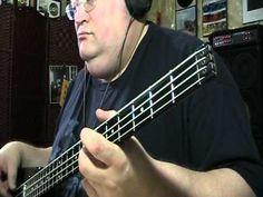 R E M  Losing My Religion Bass Cover