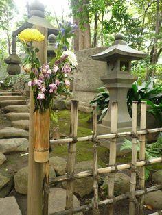 Nezu Museum Garden. Tokyo.