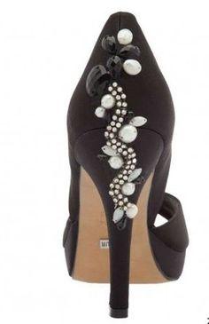 d9495f9b9e489 Resultado de imagen de zapatos con pedreria para boda