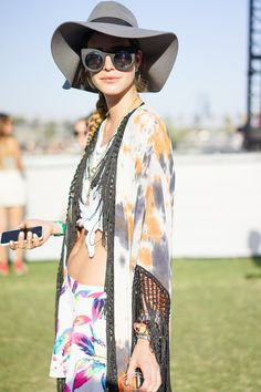 An Outfit For Every Music Festival You Plan to Hit Up This Summer