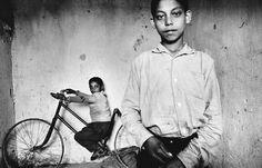 Magnum Photos Photographer Portfolio: Josef Koudelka CZECHOSLOVAKIA. Slovakia. Michalovce. 1966. Gypsies.