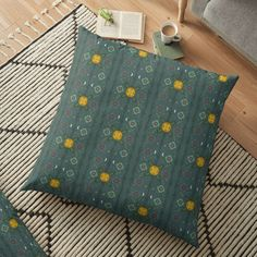 Pillow Design, Top Artists, Floor Pillows, Witch, My Arts, Cushions, Smile, Flooring, Art Prints