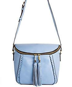 a0efd7d4e9 orYANY Pebbled Leather Crossbody Bag w  Tassels- Kimberly  affiliatelink  Smart as a whip