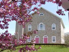 New Jerusalem Evangelical Lutheran Church, Saucon Valley
