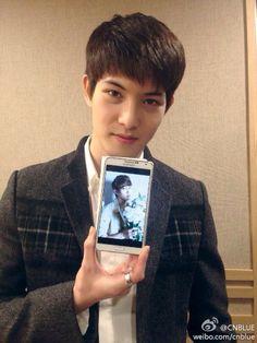 Jonhyun weibo update
