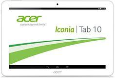 Acer Iconia Tab 10 A3-A20 HD - Tablet de 10.1'' IPS  HD (WiFi + Bluetooth, Procesador MediaTek MT8127 Quad Core, 1 GB RAM, 16 GB de Almacenamiento, Android 4.4 Actualizable a 5.0, Batería 5910 mAh) Acer http://www.amazon.es/dp/B00MW8LCGO/ref=cm_sw_r_pi_dp_1Gbxvb0D1C3ZB