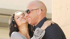 """Vin Diesel Supports Michelle Rodriguez After She Threatens To Quit 'Fast & Furious' https://tmbw.news/vin-diesel-supports-michelle-rodriguez-after-she-threatens-to-quit-fast-furious  No one messes with Dominic and Letty! After Michelle Rodriguez threatened to leave the 'Fast & Furious' franchise, co-star Vin Diesel showed his unconditional support in the cutest reunion video we've ever seen!""""I don't have friends, I have family."""" That's a Dominic Toretto line from Furious 7 that speaks…"""