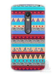 Capa Capinha Moto X Play Étnica #10 - SmartCases - Acessórios para celulares e tablets :)