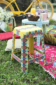 House Accessories, Outdoor Furniture, Outdoor Decor, Biscuit, Ottoman, Home Improvement, Diy, Design, Home Decor