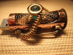 USB Steampunk Stick