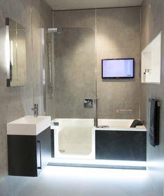 Die 38 Besten Bilder Von Kleine Badezimmer Mit Badewanne Small