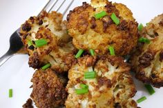 Double the sauce + add 2 tsp coconut oil to get Satay Cauliflower!