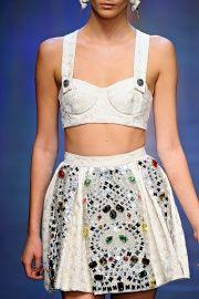 Details — Dolce & Gabbana Spring 2012