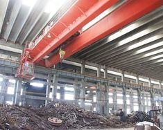 Magnetic Overhead Crane - Cost-efficient Overhead Cranes for Sale