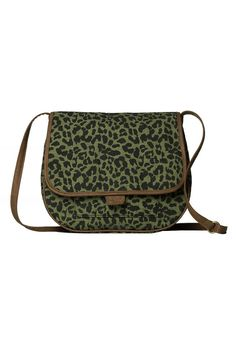 #planetsports VOLCOM Womens Lazy Day Shoulder Bag brown