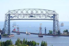 Duluth, MN- Tall ships festival 2013 www.TwinPortsNightOut.com